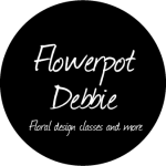 Flowerpot Debbie Logo